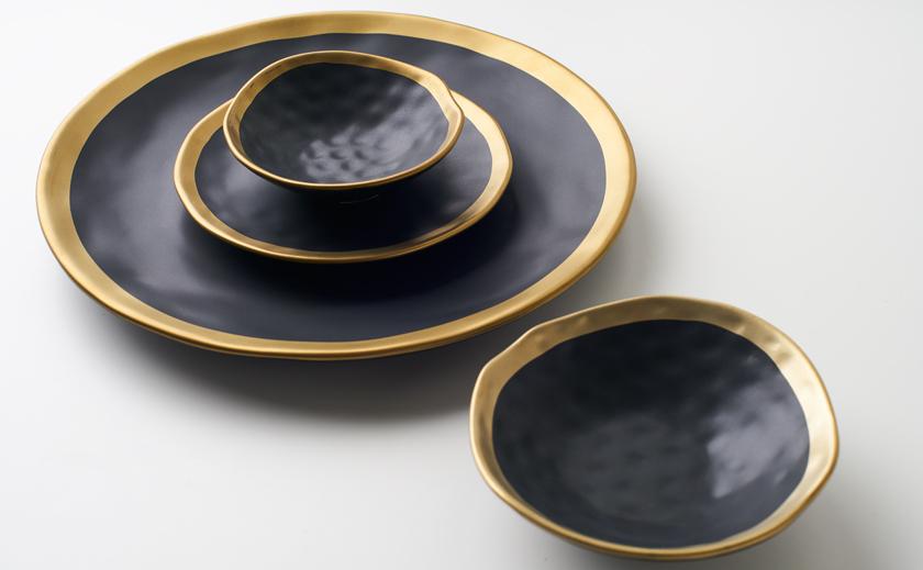 Colección Golden Black