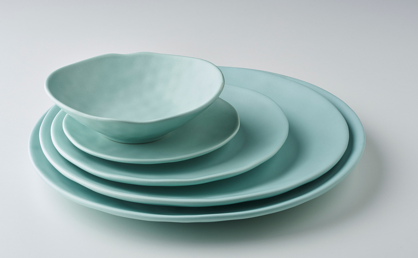 Collection Solid Blue Green