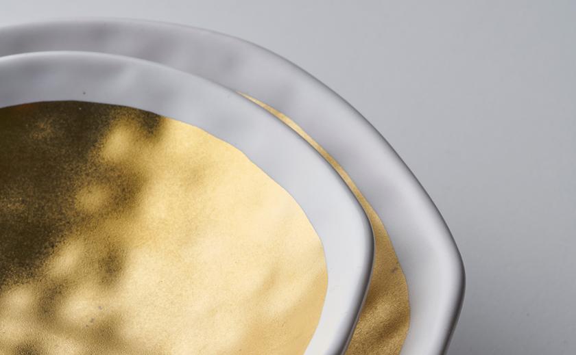 Colección Golden White