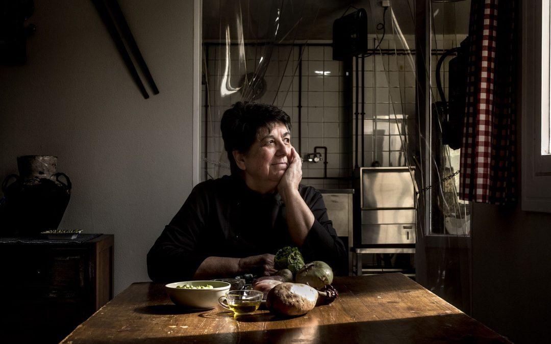 Rosa Tovar, sabiduría detrás de cada plato